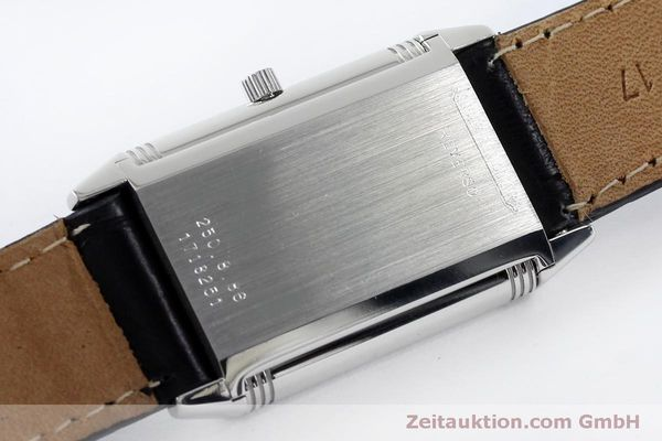 Used luxury watch Jaeger Le Coultre Reverso steel manual winding Kal. 646/1 Ref. 250.8.86  | 152062 10