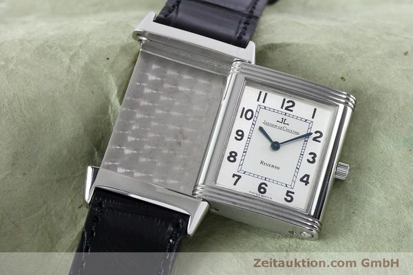 Used luxury watch Jaeger Le Coultre Reverso steel manual winding Kal. 646/1 Ref. 250.8.86  | 152062 14