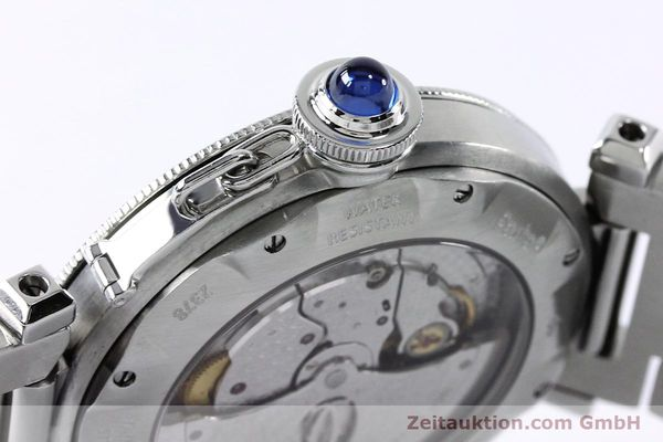 Used luxury watch Cartier Pasha steel automatic Kal. 191  | 152064 08
