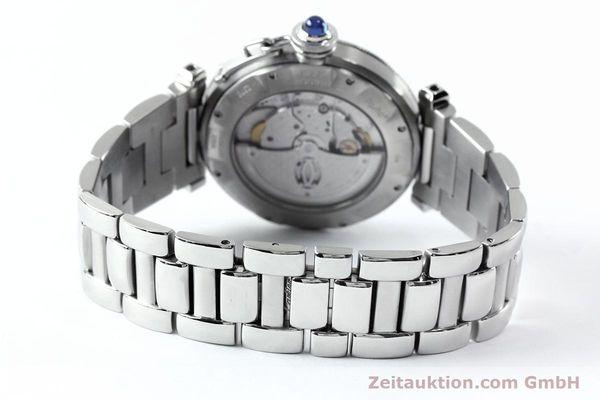 Used luxury watch Cartier Pasha steel automatic Kal. 191  | 152064 11