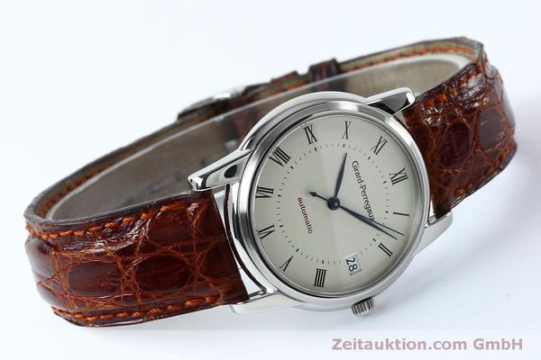 Used luxury watch Girard Perregaux * steel automatic Kal. 3100-478 Ref. 9043  | 152068 03