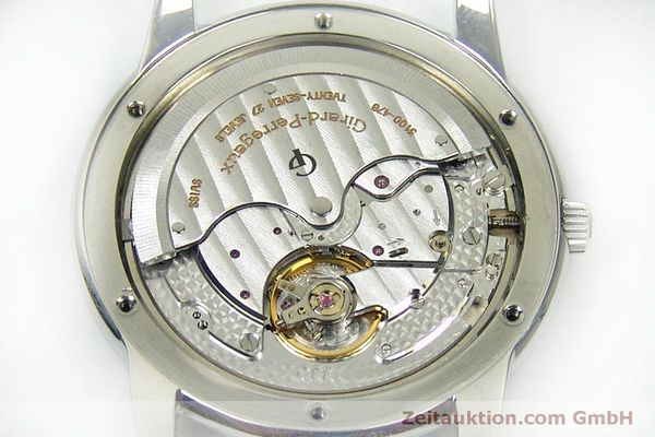 Used luxury watch Girard Perregaux * steel automatic Kal. 3100-478 Ref. 9043  | 152068 09