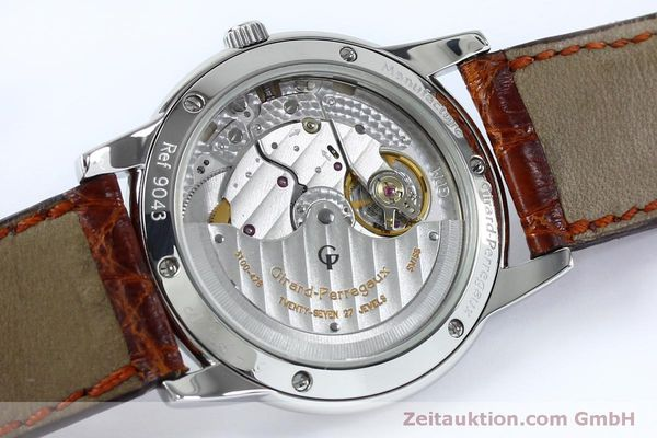 Used luxury watch Girard Perregaux * steel automatic Kal. 3100-478 Ref. 9043  | 152068 10