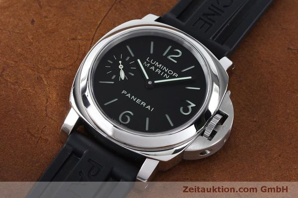 Used luxury watch Panerai Luminor Marina steel manual winding Kal. ETA B99501 Ref. OP6567  | 152070 01
