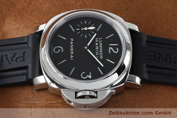 Used luxury watch Panerai Luminor Marina steel manual winding Kal. ETA B99501 Ref. OP6567  | 152070 05