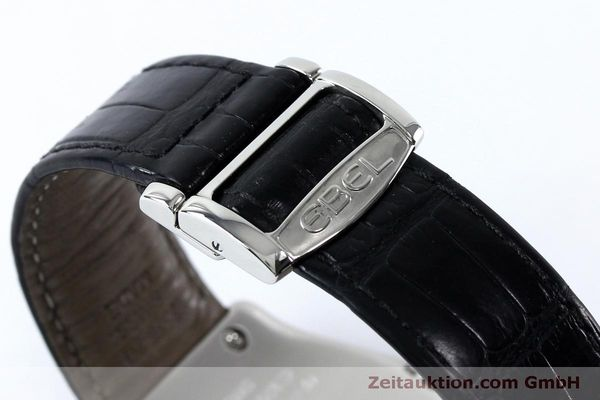 Used luxury watch Ebel Classic steel quartz Kal. 255 ETA 255.111 Ref. 9255F51  | 152072 10