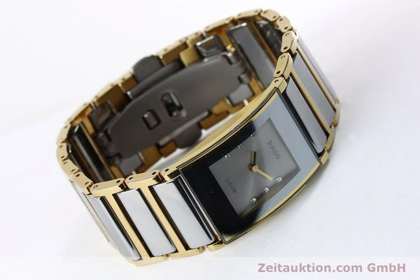 Used luxury watch Rado Jubile gold-plated quartz Kal. ETA 976.001 Ref. 153.0750.3  | 152073 03