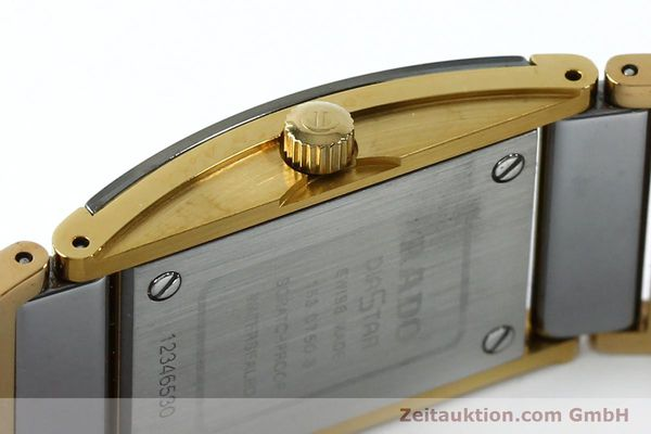 Used luxury watch Rado Jubile gold-plated quartz Kal. ETA 976.001 Ref. 153.0750.3  | 152073 08