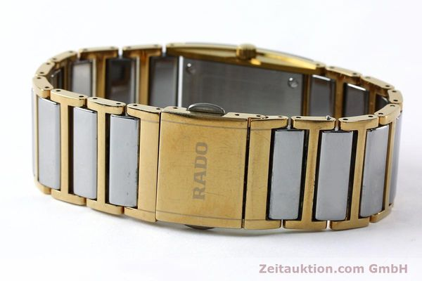 Used luxury watch Rado Jubile gold-plated quartz Kal. ETA 976.001 Ref. 153.0750.3  | 152073 10