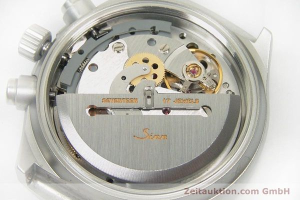 Used luxury watch Sinn EZM4 chronograph steel automatic Kal. 5100 Ref. 157.13090  | 152075 09