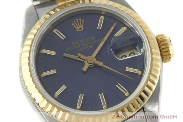 Used luxury watch Rolex Lady Date steel / gold automatic Kal. 2135 Ref. 69173  | 152076 02