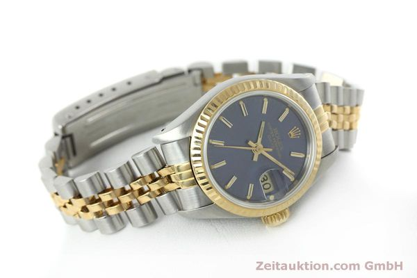 Used luxury watch Rolex Lady Date steel / gold automatic Kal. 2135 Ref. 69173  | 152076 03