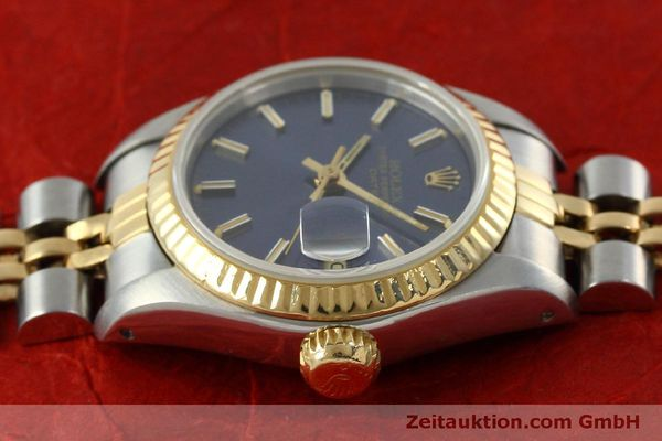 Used luxury watch Rolex Lady Date steel / gold automatic Kal. 2135 Ref. 69173  | 152076 05