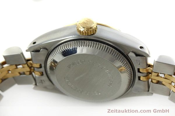 Used luxury watch Rolex Lady Date steel / gold automatic Kal. 2135 Ref. 69173  | 152076 08