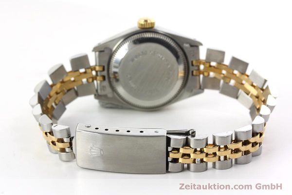 Used luxury watch Rolex Lady Date steel / gold automatic Kal. 2135 Ref. 69173  | 152076 11