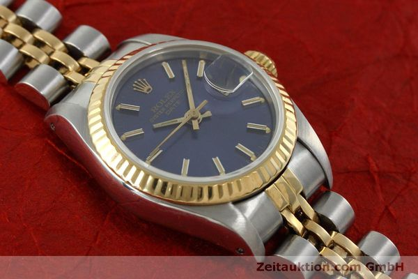 Used luxury watch Rolex Lady Date steel / gold automatic Kal. 2135 Ref. 69173  | 152076 14