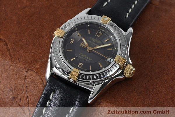 Used luxury watch Breitling Callistino steel / gold automatic Kal. B31 ETA 2000 Ref. B31043  | 152077 01