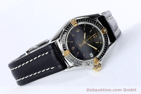 Used luxury watch Breitling Callistino steel / gold automatic Kal. B31 ETA 2000 Ref. B31043  | 152077 03