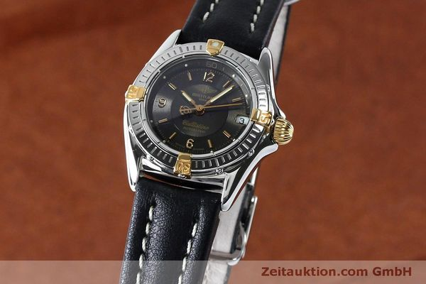 Used luxury watch Breitling Callistino steel / gold automatic Kal. B31 ETA 2000 Ref. B31043  | 152077 04