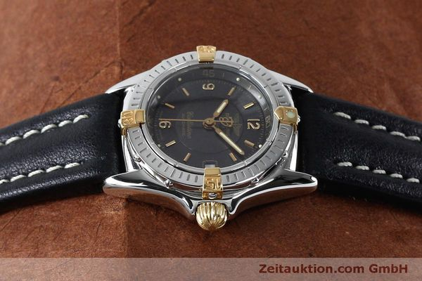 Used luxury watch Breitling Callistino steel / gold automatic Kal. B31 ETA 2000 Ref. B31043  | 152077 05