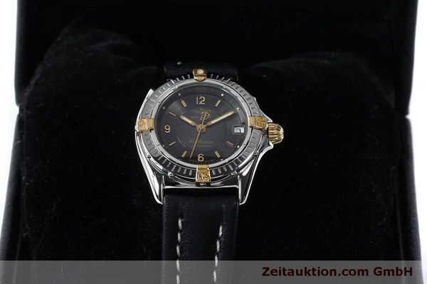 Used luxury watch Breitling Callistino steel / gold automatic Kal. B31 ETA 2000 Ref. B31043  | 152077 07