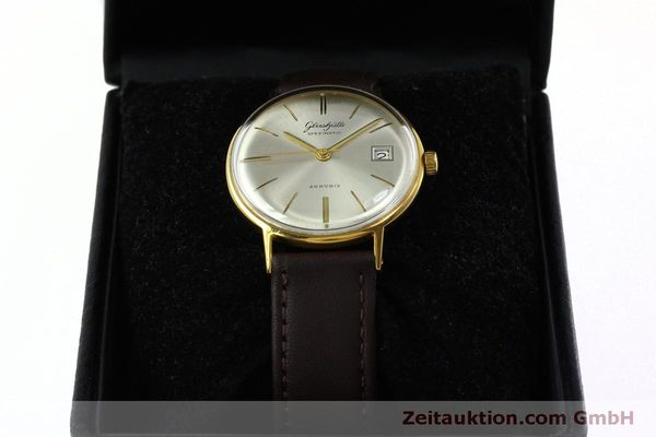 Used luxury watch Glashütte Spezimatic gold-plated automatic Kal. 75 VINTAGE  | 152096 07