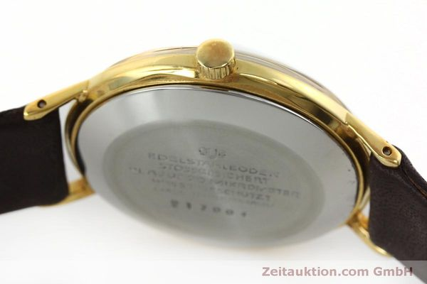 Used luxury watch Glashütte Spezimatic gold-plated automatic Kal. 75 VINTAGE  | 152096 08