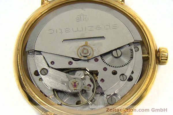 Used luxury watch Glashütte Spezimatic gold-plated automatic Kal. 75 VINTAGE  | 152096 10