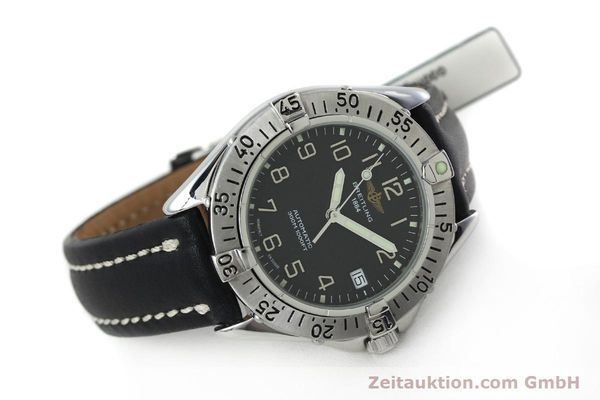 Used luxury watch Breitling Colt steel automatic Kal. B17 ETA 2824-2 Ref. A17035  | 152104 03