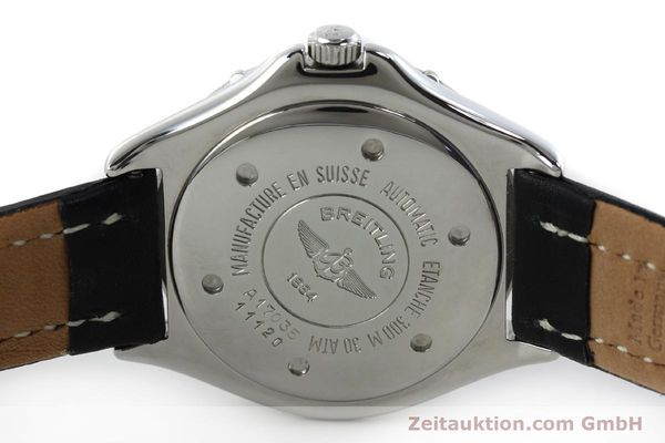 Used luxury watch Breitling Colt steel automatic Kal. B17 ETA 2824-2 Ref. A17035  | 152104 09