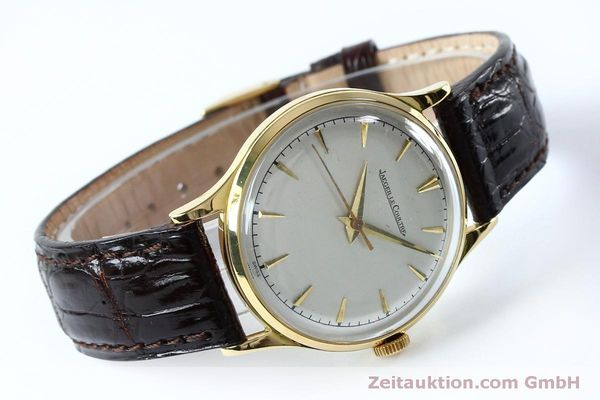 Used luxury watch Jaeger Le Coultre * 18 ct gold manual winding Kal. 800/C Ref. 604477  | 152110 03