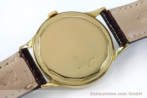 Used luxury watch Jaeger Le Coultre * 18 ct gold manual winding Kal. 800/C Ref. 604477  | 152110 11
