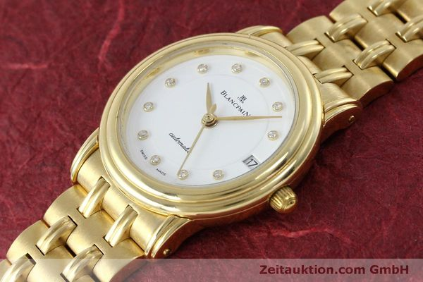 Used luxury watch Blancpain Villeret 18 ct gold automatic Kal. 951  | 152111 01