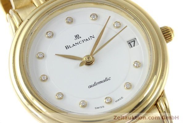 Used luxury watch Blancpain Villeret 18 ct gold automatic Kal. 951  | 152111 02