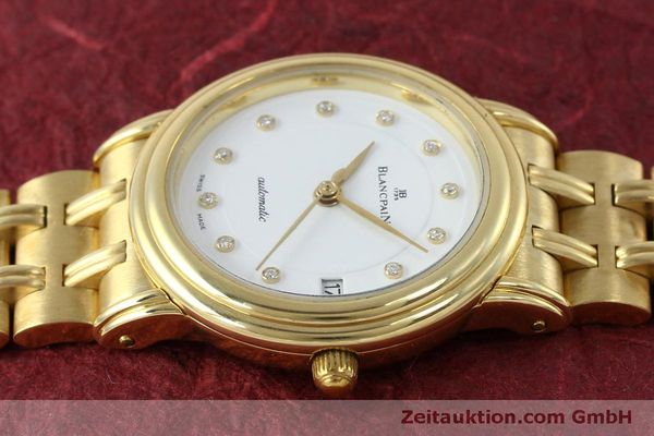 Used luxury watch Blancpain Villeret 18 ct gold automatic Kal. 951  | 152111 05