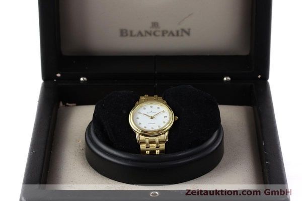 Used luxury watch Blancpain Villeret 18 ct gold automatic Kal. 951  | 152111 07
