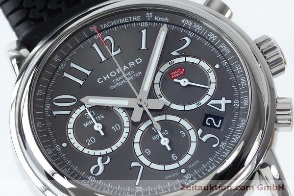 Used luxury watch Chopard Mille Miglia chronograph steel automatic Kal. ETA 2894-2 Ref. 8511  | 152126 02