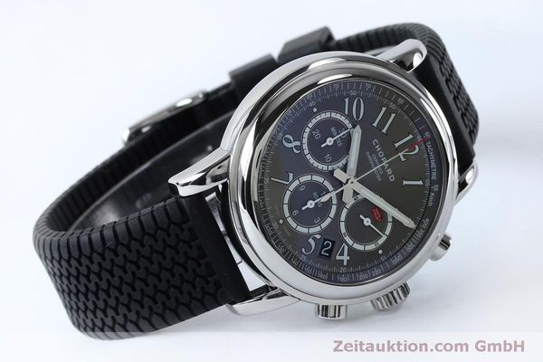 Used luxury watch Chopard Mille Miglia chronograph steel automatic Kal. ETA 2894-2 Ref. 8511  | 152126 03