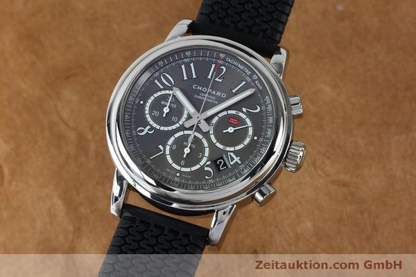 Used luxury watch Chopard Mille Miglia chronograph steel automatic Kal. ETA 2894-2 Ref. 8511  | 152126 04