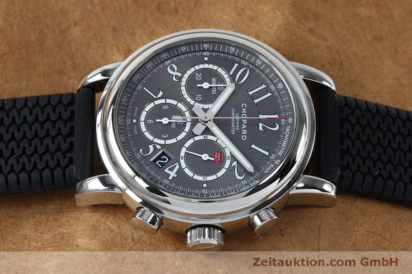 Used luxury watch Chopard Mille Miglia chronograph steel automatic Kal. ETA 2894-2 Ref. 8511  | 152126 05