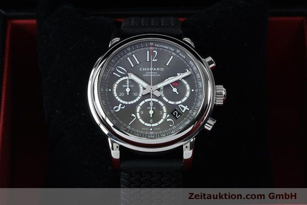 Used luxury watch Chopard Mille Miglia chronograph steel automatic Kal. ETA 2894-2 Ref. 8511  | 152126 07