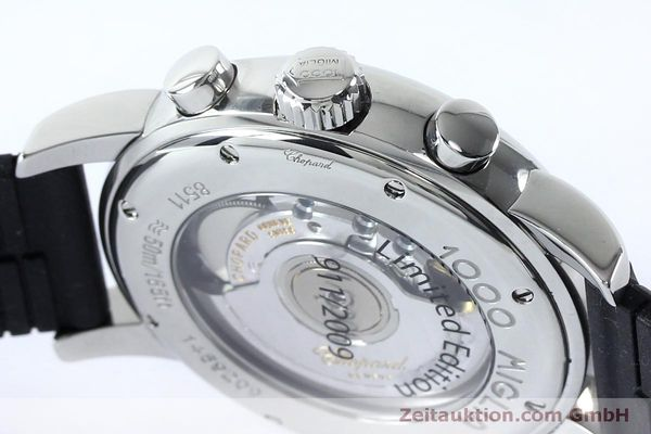 Used luxury watch Chopard Mille Miglia chronograph steel automatic Kal. ETA 2894-2 Ref. 8511  | 152126 08
