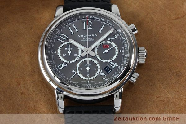 Used luxury watch Chopard Mille Miglia chronograph steel automatic Kal. ETA 2894-2 Ref. 8511  | 152126 17