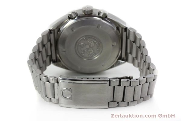 Used luxury watch Omega Speedmaster chronograph steel automatic Kal. 1040 Ref. 176.009  | 152131 12
