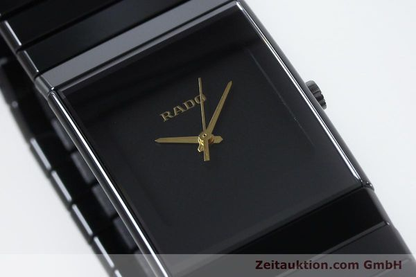 Used luxury watch Rado Diastar ceramic / steel quartz Ref. 205.0295.3  | 152132 02