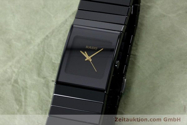 Used luxury watch Rado Diastar ceramic / steel quartz Ref. 205.0295.3  | 152132 04