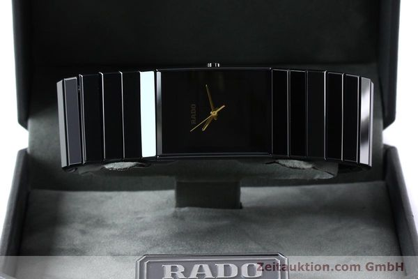 Used luxury watch Rado Diastar ceramic / steel quartz Ref. 205.0295.3  | 152132 07