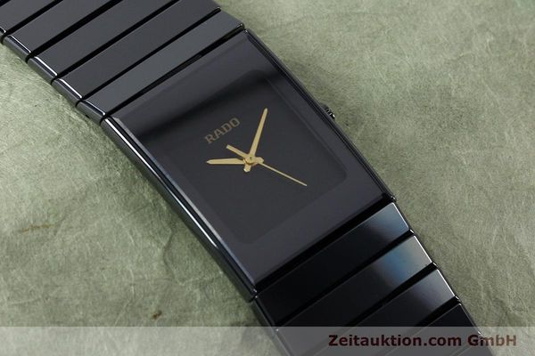 Used luxury watch Rado Diastar ceramic / steel quartz Ref. 205.0295.3  | 152132 13