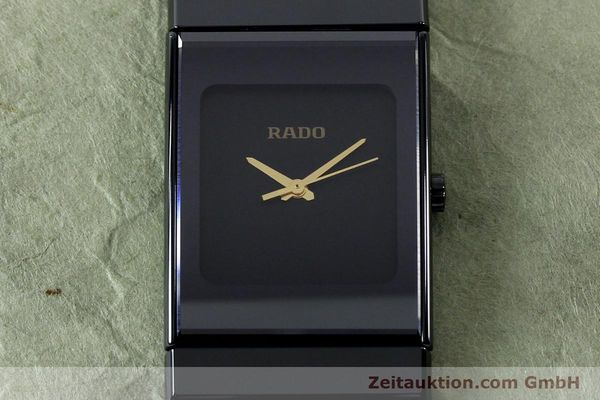 Used luxury watch Rado Diastar ceramic / steel quartz Ref. 205.0295.3  | 152132 14