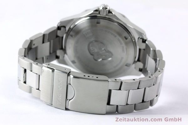 Used luxury watch Tag Heuer Aquaracer steel quartz Kal. Ronda 6004.B Ref. WAF1010  | 152133 10